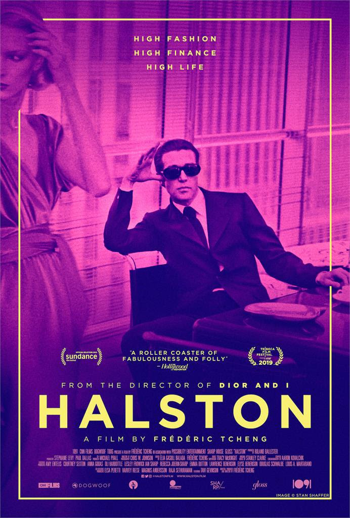 Halston Documentary Tells Story Of Great American Fashion Designer Who Sold His Name And Paid A Steep Price Non Fiction Film