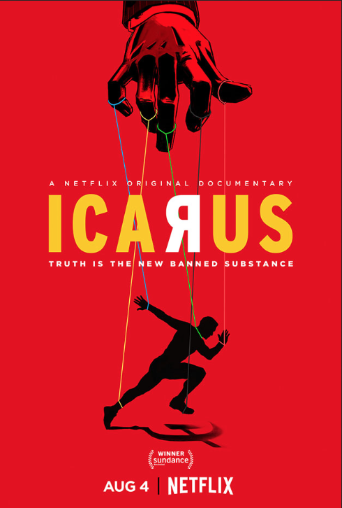 Icarus Doc Blows Lid Off Russian Sports Doping Program