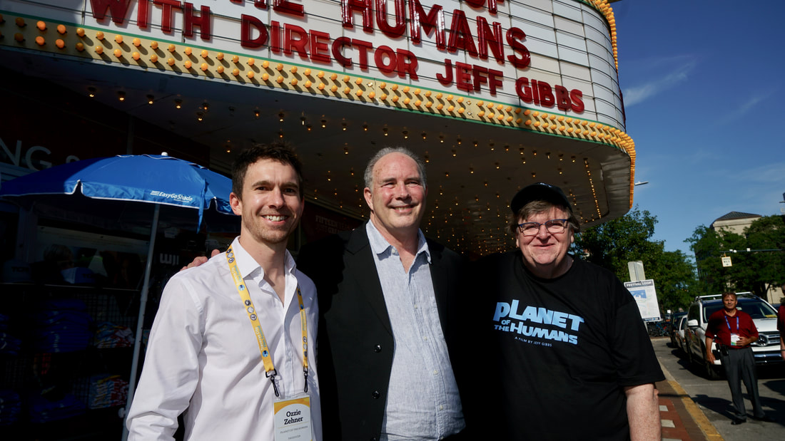 Michael Moore releases environmental documentary 'Planet of the ...